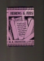 Studies in the Epistle to the Hebrews and the Epistle to Titus