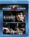 Rambo: Two Pack  [Blu-ray]
