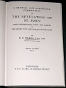 A Critical and Exegetical Commentary on the Revelation of St. John - 2 Volumes (International Critical Commentary, Vol 1 (Rev 1-14) & Vol 2 (Rev 15-22))