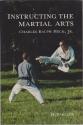 Instructing the Martial Arts