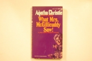 What Mrs. McGillicuddy Saw! (A Jane Marple Murder Mystery)