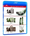 Saw / Saw II / Saw III