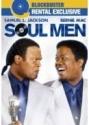 Soul Men Widescreen DVD