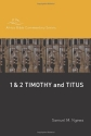 1 and 2 Timothy, Titus (Hippo / Africa Bible Commentary Series)