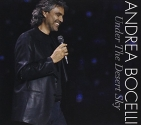 Andrea Bocelli: Under the Desert Sky [DVD Included]
