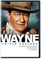 John Wayne Triple Feature  (3FE)