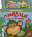 Animals with Martha the Monkey (Learn with Magnets)