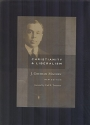 Christianity and Liberalism by J. Gresham Machen (2009, Hardcover)