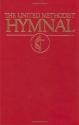 United Methodist Hymnal Book of United Methodist Worship: Pew Bright Red