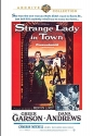 Strange Lady in Town DVD-R