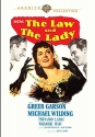 Law And The Lady, The DVD-R