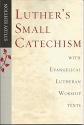 Luther's Small Catechism with Evangelical Lutheran Worship Texts