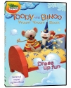 Toopy and Binoo - Vroom Vroom Zoom - Dress Up Fun