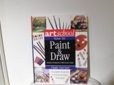 Art School: How to Paint & Draw Watercolor Oil Acrylic Pastel