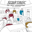 Star Trek: The Next Generation Adult Coloring Book