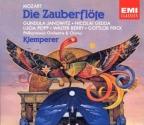 Mozart: Die Zauberflöte (The Magic Flute) / Janowitz, Gedda, Popp, Berry, Frick, Schwarzkopf, Ludwig; Klemperer