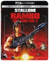 RAMBO: FIRST BLOOD PART II 4K Ultra HD + Blu-ray + Digital
