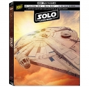 Solo: A Star Wars Story 4K Limited Edition Steelbook