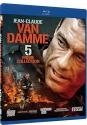 Jean-Claude Van Damme - 5 Movie Pack - Blu-ray