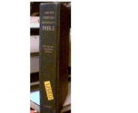 THE NEW OXFORD ANNOTATED BIBLE CONTAINING THE NEW AND OLD TESTAMENT, NEW REVISED STANDARD EDITION 1991