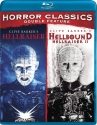 Horror Double Feature  [Blu-ray]