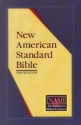 NASB Ultrathin Reference Bible (Burgundy, Bonded Leather)