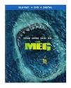 Meg, The  [Blu-ray]
