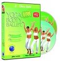 Yoga Booty Ballet 2-Disc Set: Light & Easy / Latin Flavor