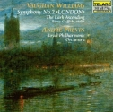 Vaughan Williams: Symphony No. 2; The Lark Ascending