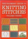 The Harmony Guide to Knitting Stitches, Volume Three (3)