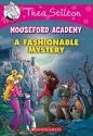 A Fashionable Mystery (Thea Stilton Mou...