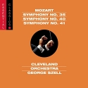 Mozart: Symphony No. 35, 40, 41 (Essential Classics)