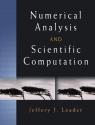 Numerical Analysis and Scientific Computation