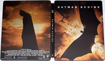 Batman Begins [Blu-ray SteelBook]