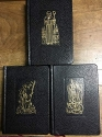 Library of Catholic Devotion: The Lives of the Saints for Everyday of the Year (In Three Volumes)