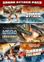 2 Headed Shark Attack / Mega Shark vs. Crocosaurus / Shark Island