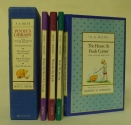 Pooh's Library: The Color Editions (4 Volume Boxed set)