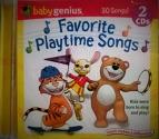 Baby Genius® Favorite Playtime Songs (2 CDs)