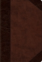 ESV Devotional Psalter (TruTone, Brown/Walnut, Portfolio Design)