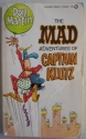 The Mad Adventures of Captain Klutz [ tenth printing, 1967 ] (Signet Book T5040)
