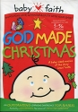 Christian Kids DVD Baby Faith: God Made Christmas