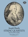 String Quartets, Opp. 20 and 33, Complete (Dover Chamber Music Scores)