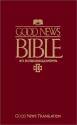 Good News Bible-TEV by American Bible Society (Mar 3 2001)