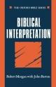 Biblical Interpretation (Oxford Bible Series)