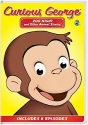 Curious George: Zoo Night and Other Animal Stories!