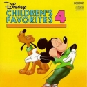 Disney Children's Favorites, Vol. 4