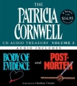 Patricia Cornwell CD Audio Treasury Volume Two Low Price (Kay Scarpetta)