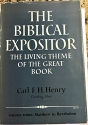 Biblical Expositor, the (the Living Theme of the Great Book) Volume III