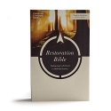 CSB Restoration Bible, Trade Paper: Embracing God's Word in Difficult Seasons