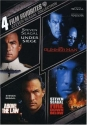 Steven Seagal Collection: 4 Film Favorites - Under Siege / The Glimmer Man / Above the Law / Fire Down Below